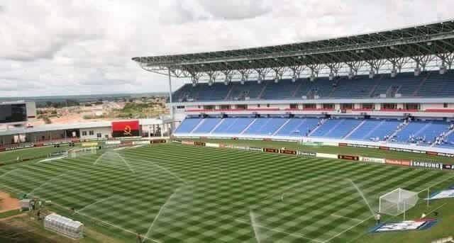 Estádio da Tundavala (Antes)