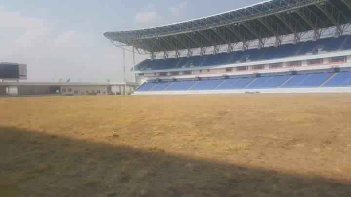 Estádio da Tundavala (Hoje)