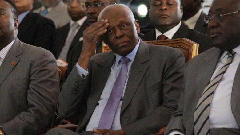 José Eduardo dos Santos deixará presidência do MPLA em Junho